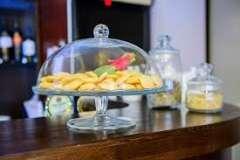 """Вкусные рецепты: Бисквит """"Зебра""""(вариант), Террин куриный с хлебом, спаржей и фисташками., Плацинда с тыквой"""