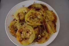 "Вкусные рецепты: ""Быстрый перекус"", салат из морской капусты, Паста яблочная"